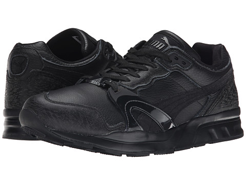 PUMA - Xt2 + 3M Snow Pack (Black/Black) Men's Shoes