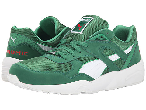 PUMA - Trinomic R698 X (Green) Men