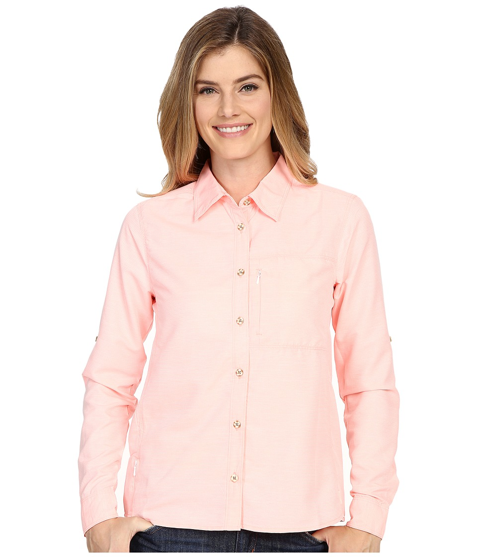 Mountain Hardwear Canyon Long Sleeve Shirt (Coralescent) Women