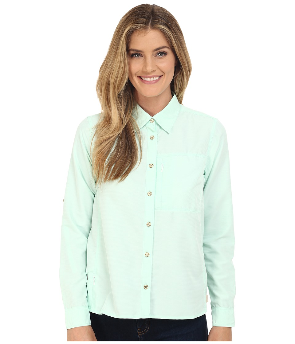 Mountain Hardwear Canyon Long Sleeve Shirt (Sea Ice) Women