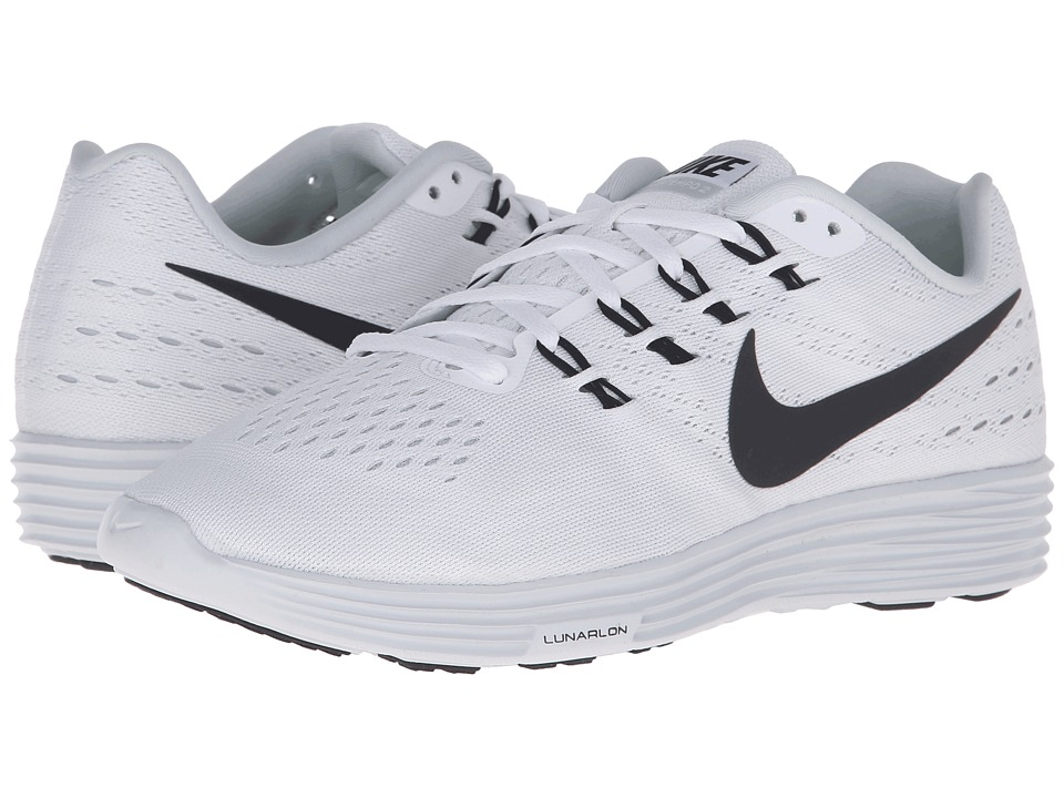 Nike - Lunartempo 2 (White/Pure Platinum/Black) Men's Running Shoes