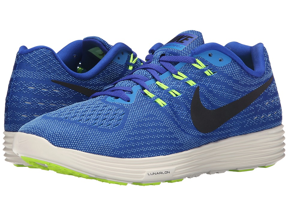 Nike - Lunartempo 2 (Racer Blue/Light Photo Blue/Volt/Black) Men's Running Shoes