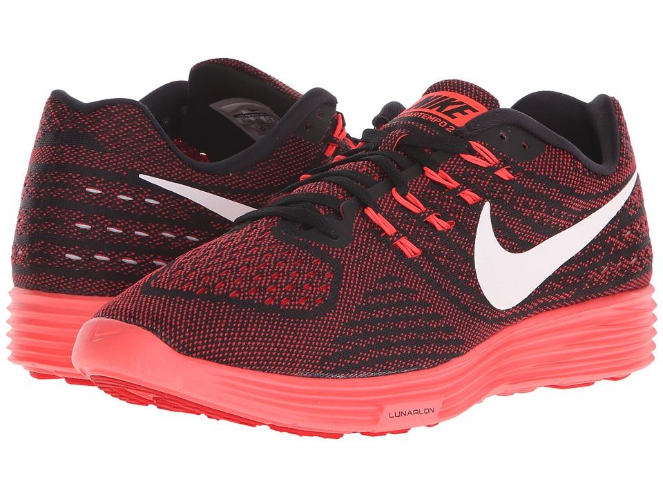 Nike - Lunartempo 2 (University Red/Black/Bright Crimson/White) Men's Running Shoes