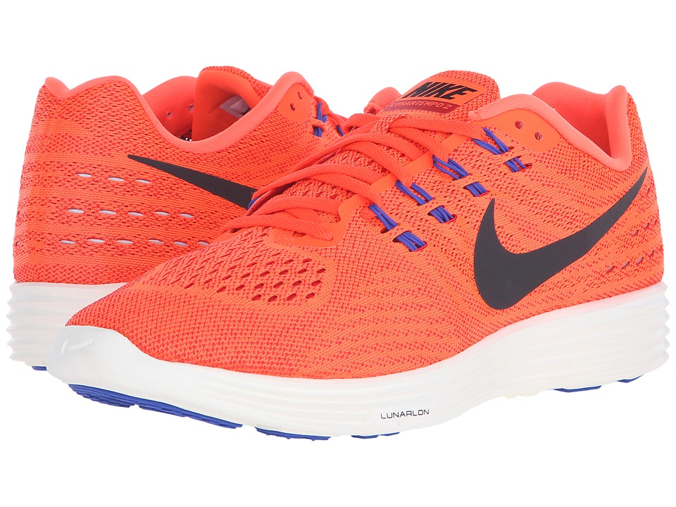 Nike - Lunartempo 2 (Total crimson/University Red/Racer Blue/Black) Men's Running Shoes