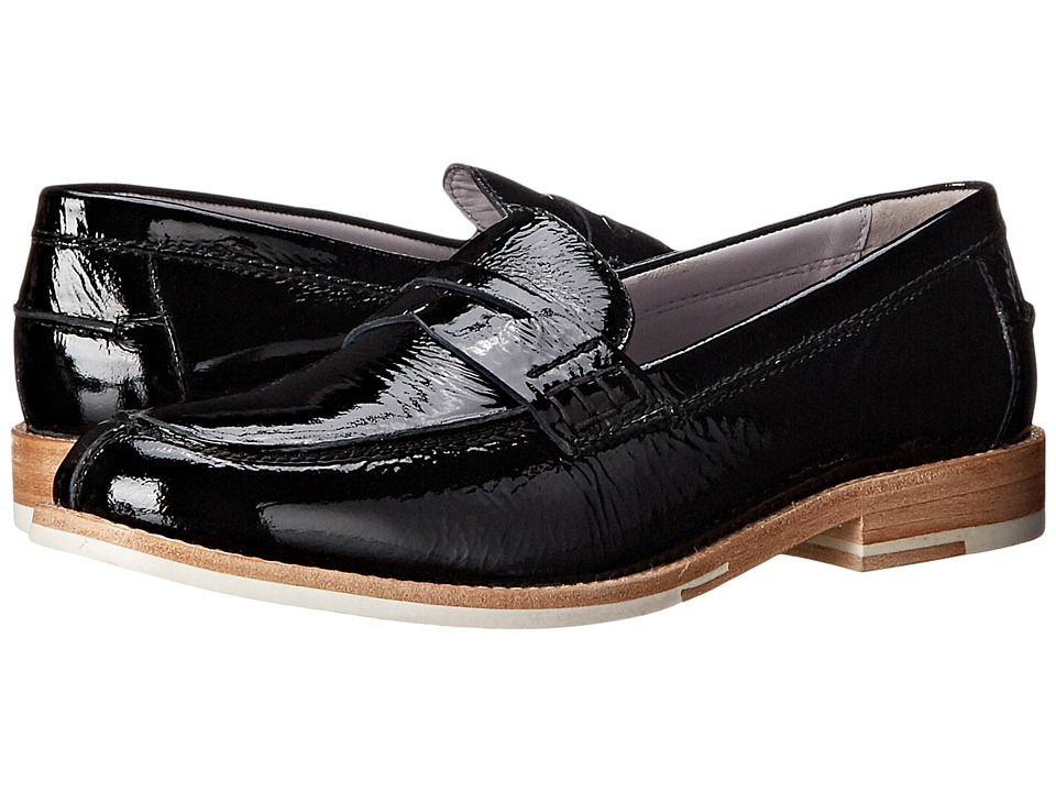 Johnston & Murphy - Gwynn (Black Kid Patent Leather) Women's Shoes