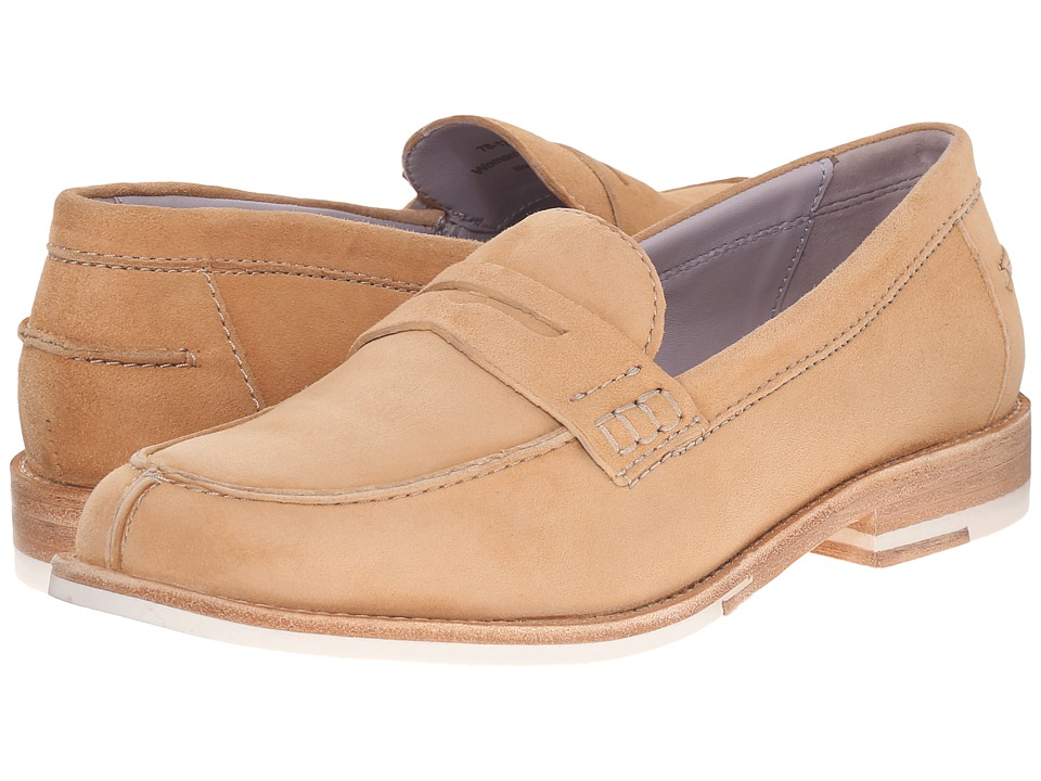 Johnston & Murphy - Gwynn (Latte Italian Suede) Women's Shoes