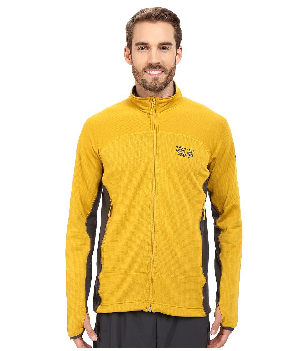 Mountain Hardwear - Desna Grid Jacket (Inca Gold) Men's Jacket