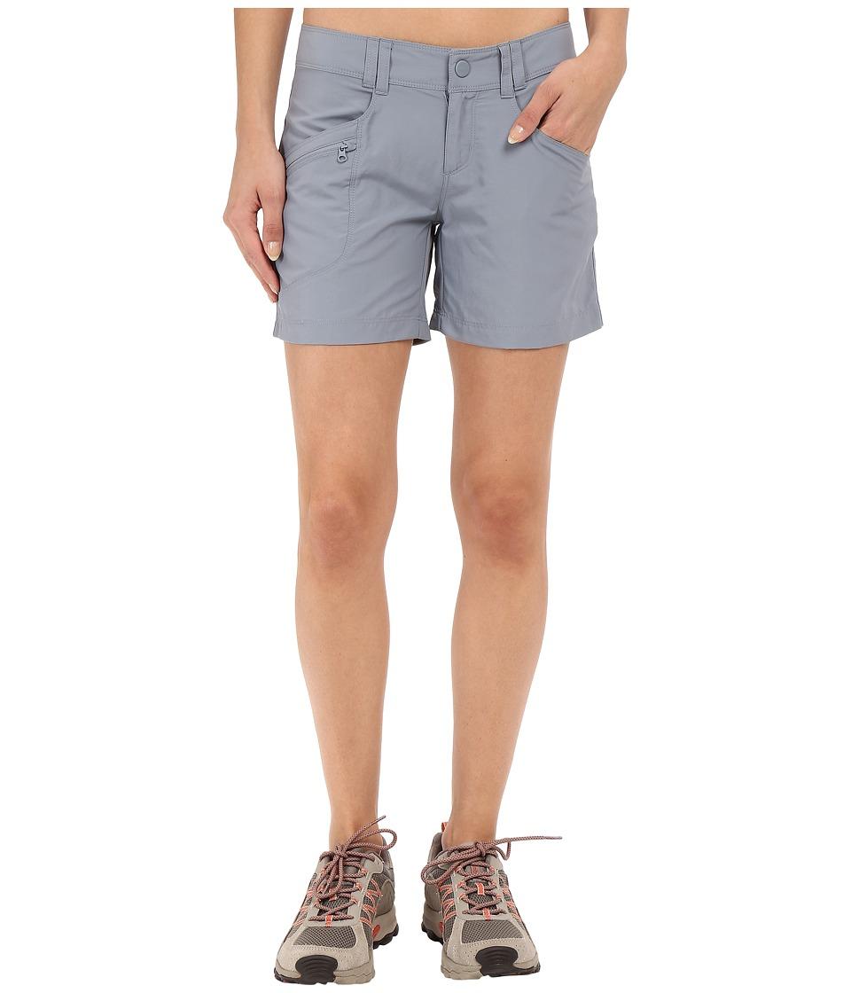 Mountain Hardwear - Ramesa Shorts (Tradewinds Grey) Women's Shorts