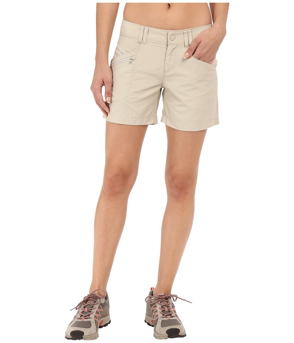 Mountain Hardwear - Ramesa Shorts (Fossil) Women's Shorts