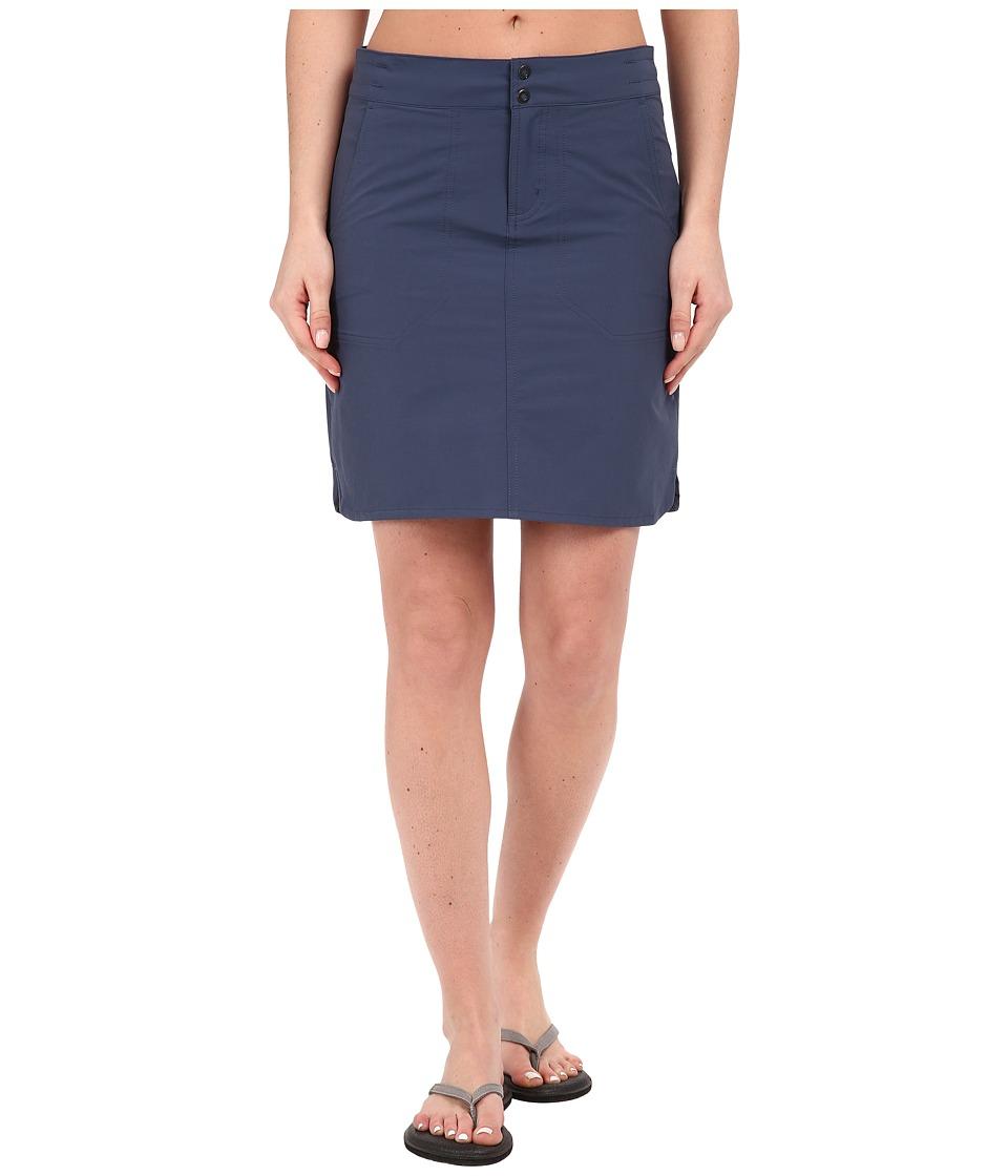 Mountain Hardwear - Yuma Skirt (Zinc) Women's Skirt