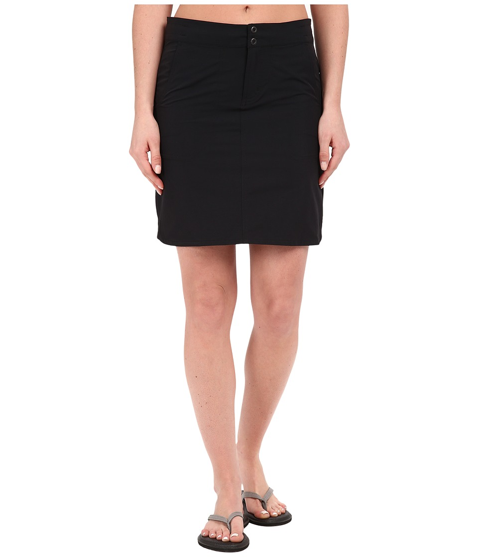 Mountain Hardwear - Yuma Skirt (Black) Women's Skirt