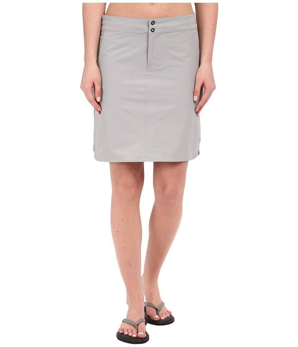Mountain Hardwear - Yumatm Skirt (Steam) Women's Skirt