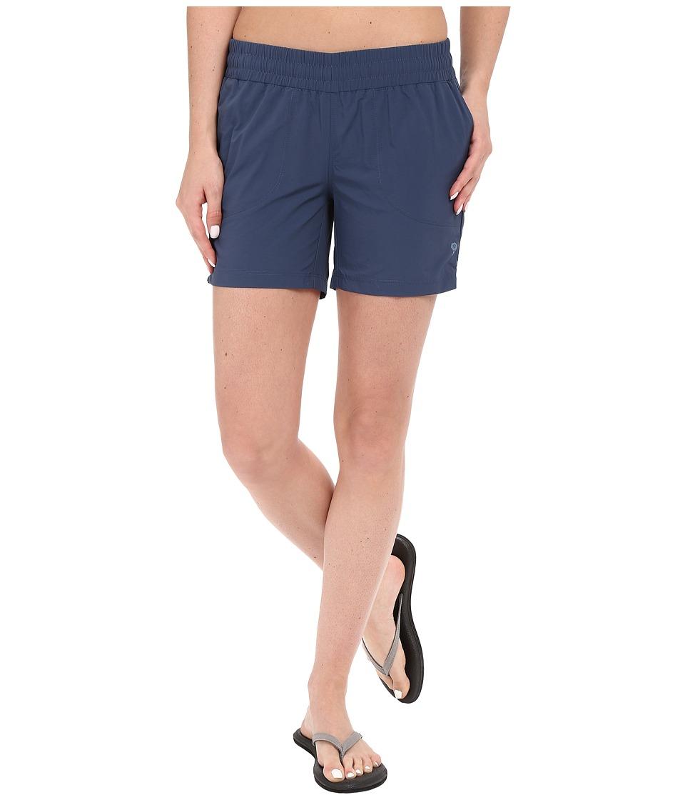 Mountain Hardwear - Class IV Shorts (Zinc) Women's Shorts