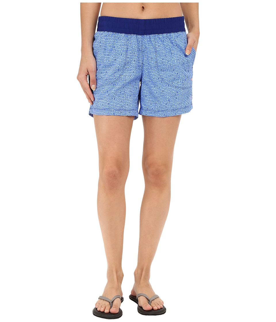 Mountain Hardwear - Class IV Shorts (Bright Island Blue) Women's Shorts