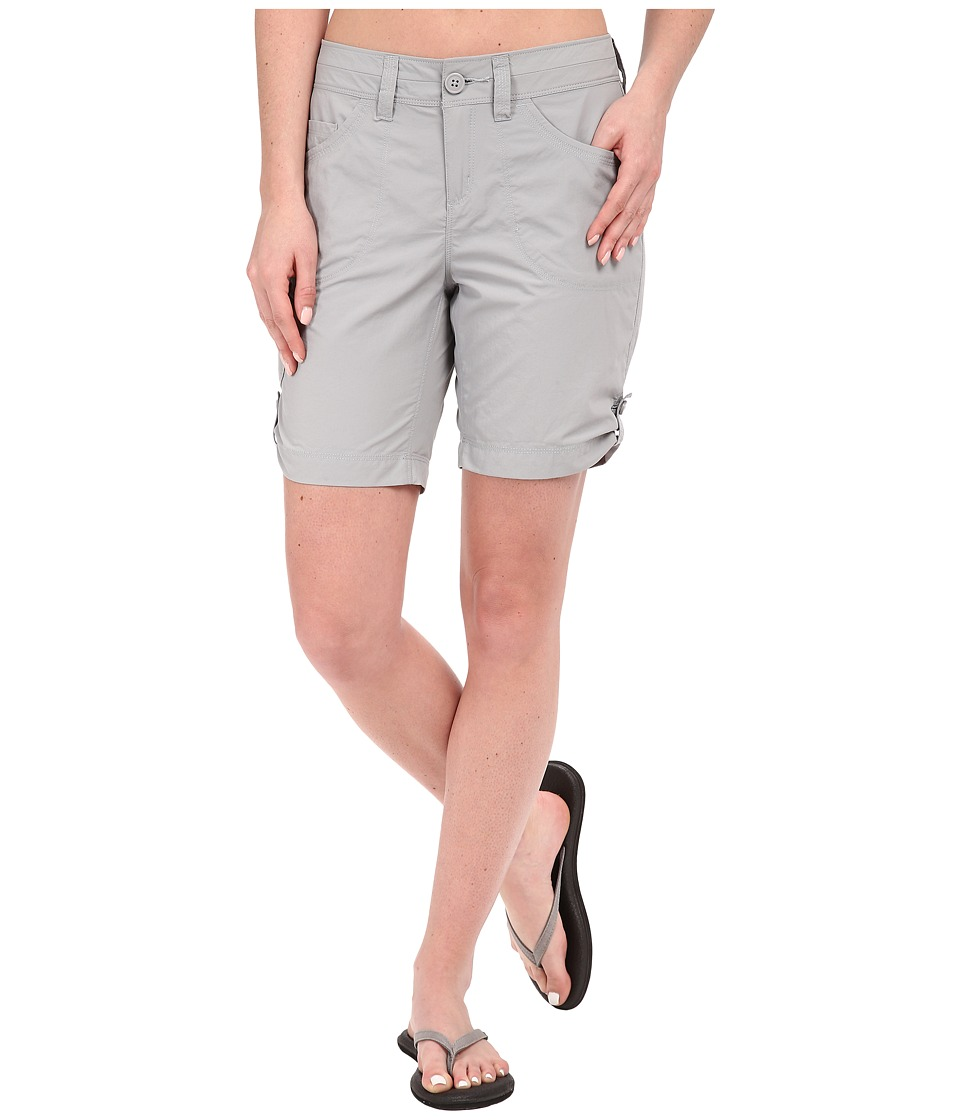 Mountain Hardwear - Mirada Cargo Shorts (Steam) Women's Shorts