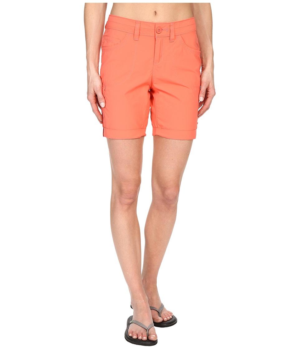 Mountain Hardwear - Mirada Cargo Shorts (Paradise Pink) Women's Shorts