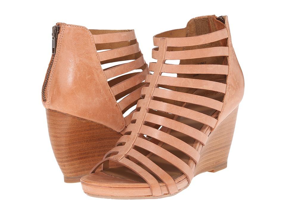 Johnston & Murphy - Nadine (Tan Waxy Italian Calfskin) Women's Shoes