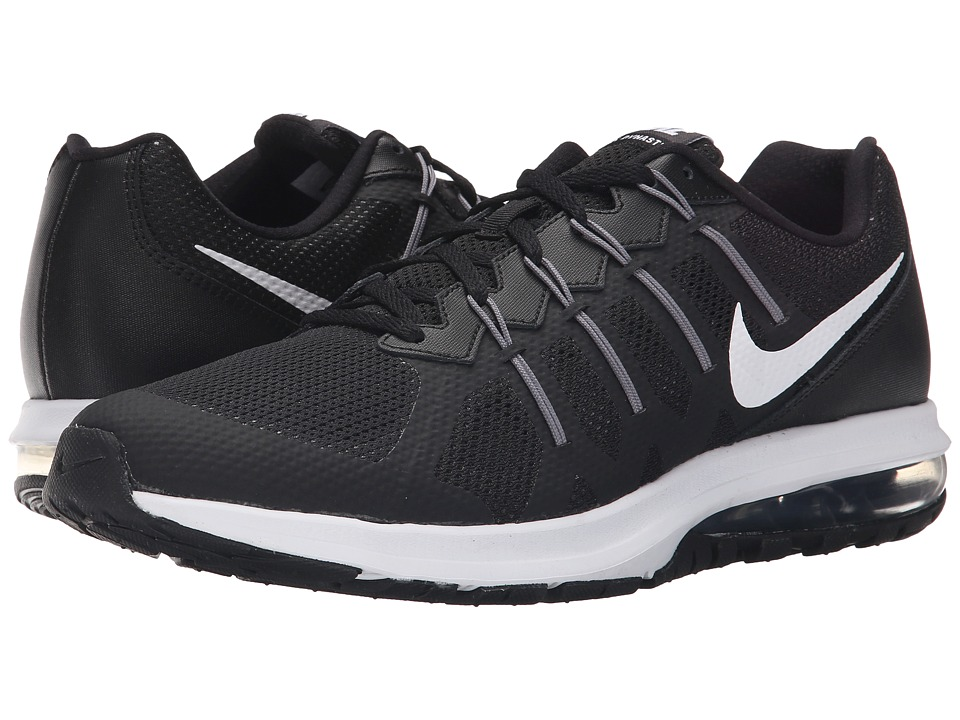 2bf106b9b82df ... Running Shoes (Black White UPC 091206364256 product image for Nike - Air  Max Dynasty (Black Cool Grey