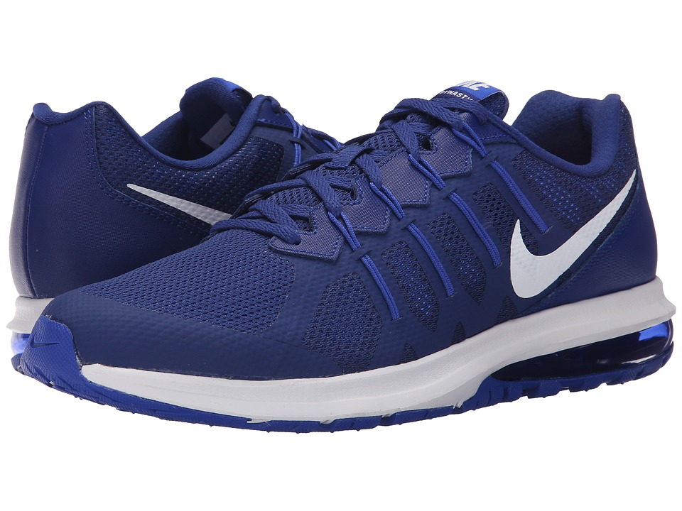 Nike - Air Max Dynasty (Deep Royal Blue/Racer Blue/White) Men's Running Shoes