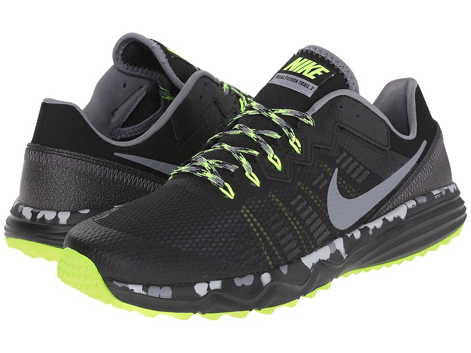 d7b5add2b57e3 Nike Dual Fusion Black Mens Uk