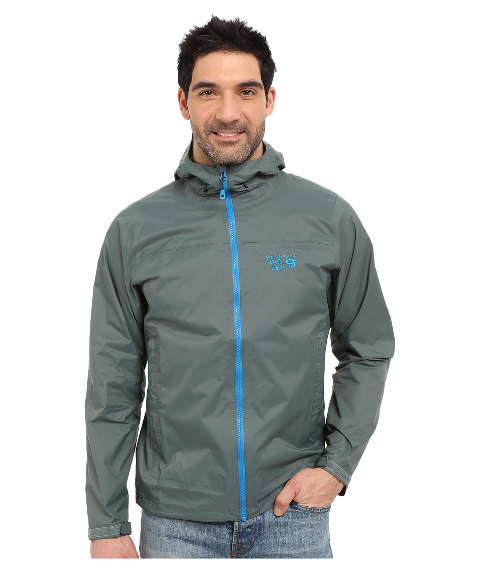 Mountain Hardwear - Plasmic Ion Jacket (Thunderhead Grey) Men's Jacket
