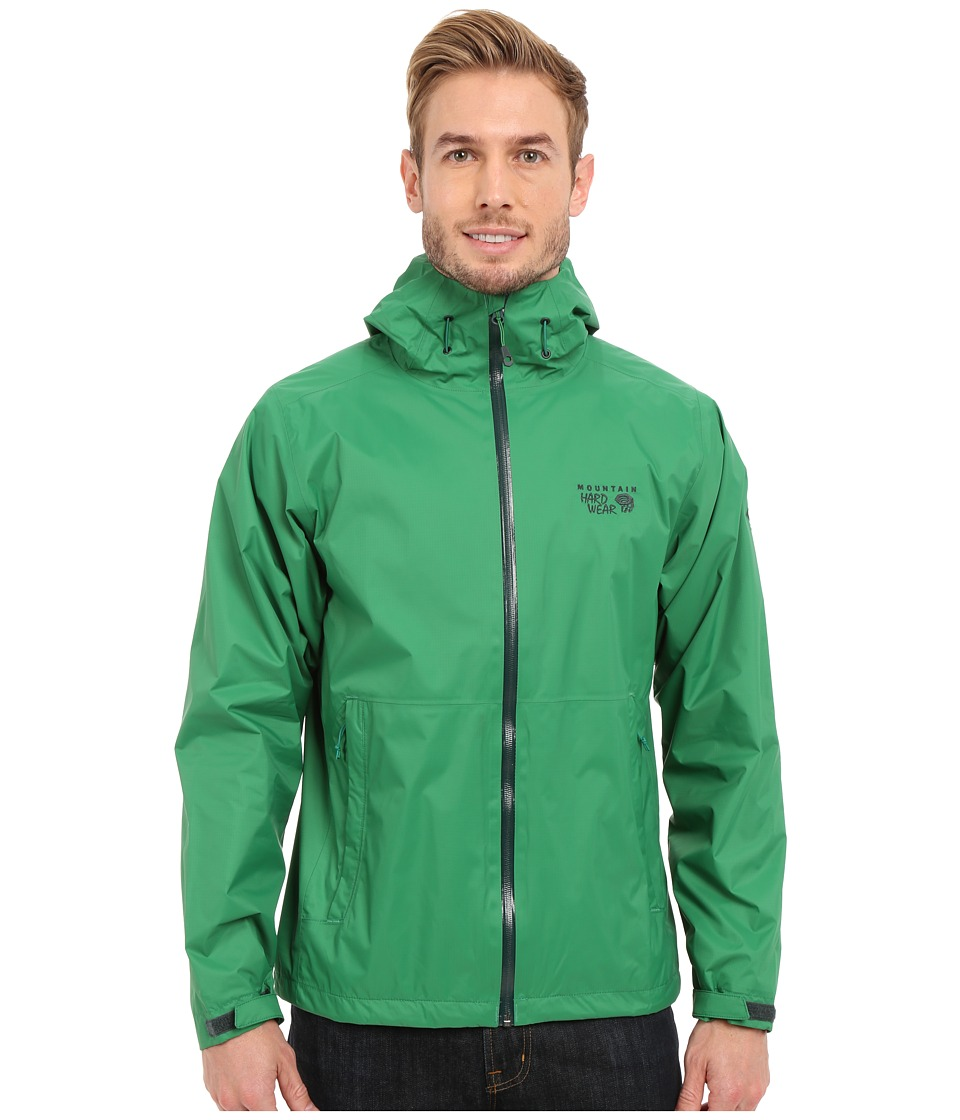 Mountain Hardwear - Finder Jacket (Serpent Green) Men's Coat
