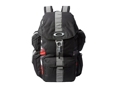 Oakley - Dry Goods Pack (Red Line) Backpack Bags