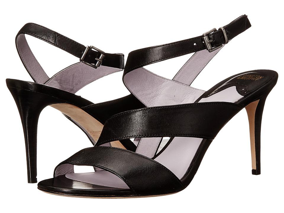 Johnston & Murphy - Stacy (Black Soft Italian Calfskin) High Heels