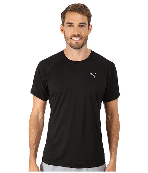PUMA - PT At Cool Nova Tee (Black) Men's T Shirt