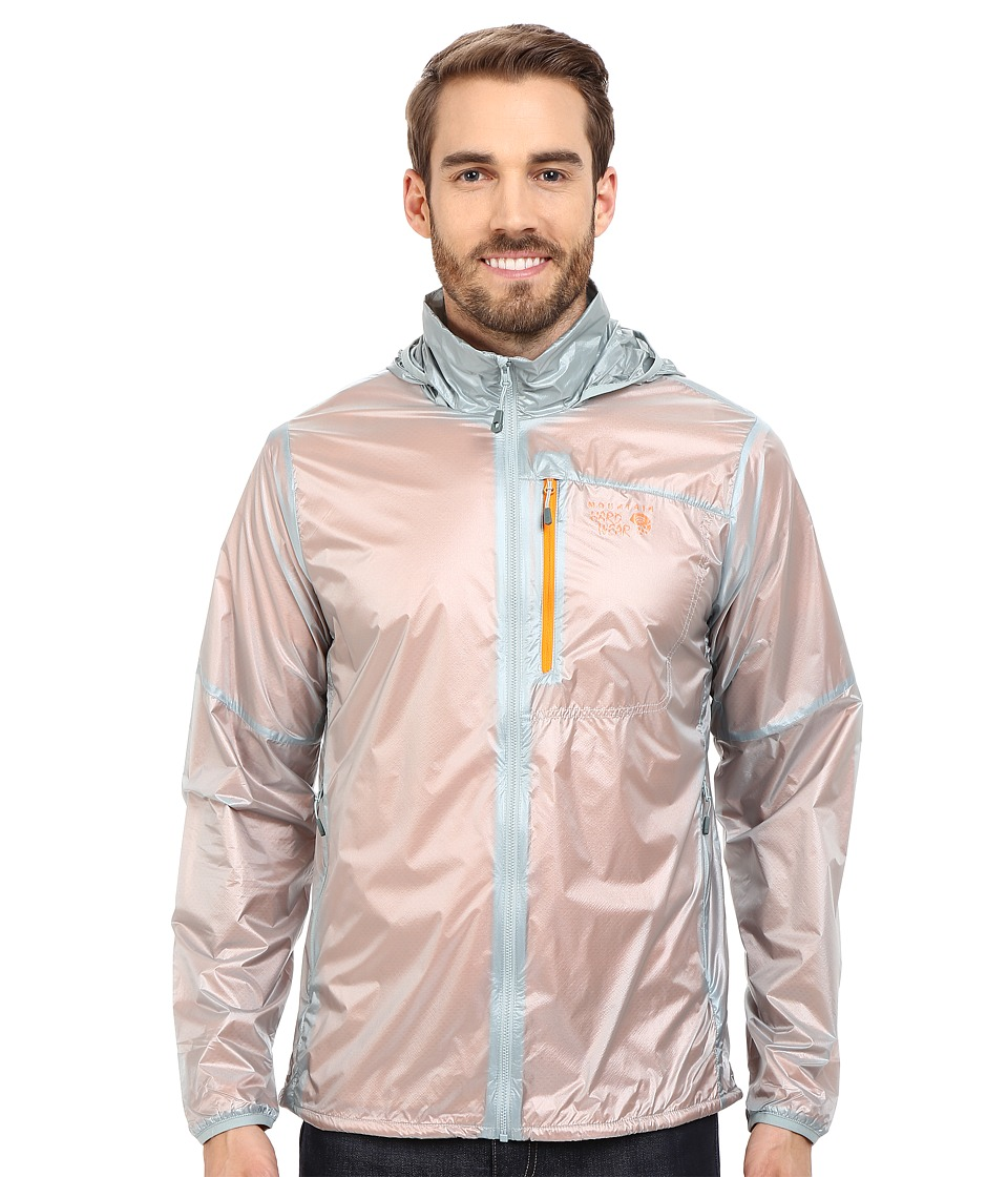 Mountain Hardwear - Ghost Lite Pro Jacket (Ice Shadow) Men