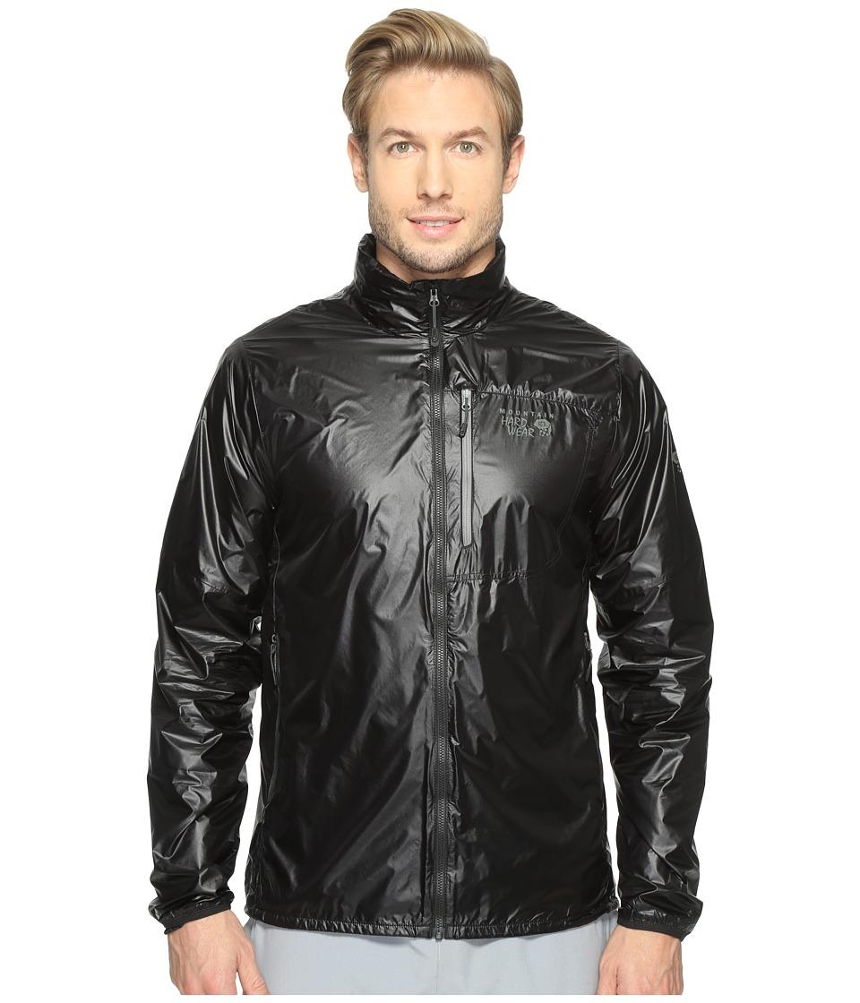 Mountain Hardwear - Ghosttm Lite Pro Jacket (Black) Men's Jacket