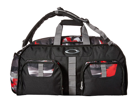 Oakley - Dry Goods Duffel (Red Line) Duffel Bags