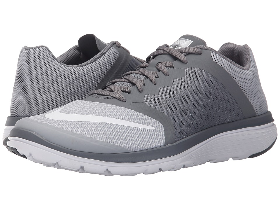 8501af640 UPC 640135420436 product image for Nike - FS Lite Run 3 (Wolf Grey Cool