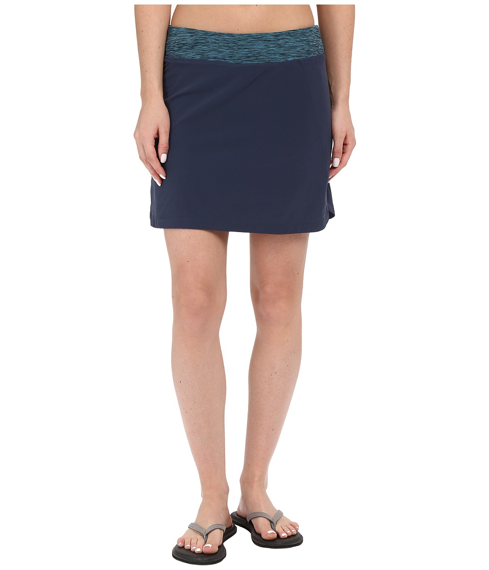 Mountain Khakis - Traverse Skort (Midnight Blue) Women's Skort