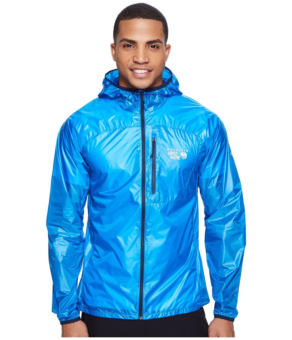 Mountain Hardwear - Ghosttm Lite Jacket (Dark Compass) Men's Jacket
