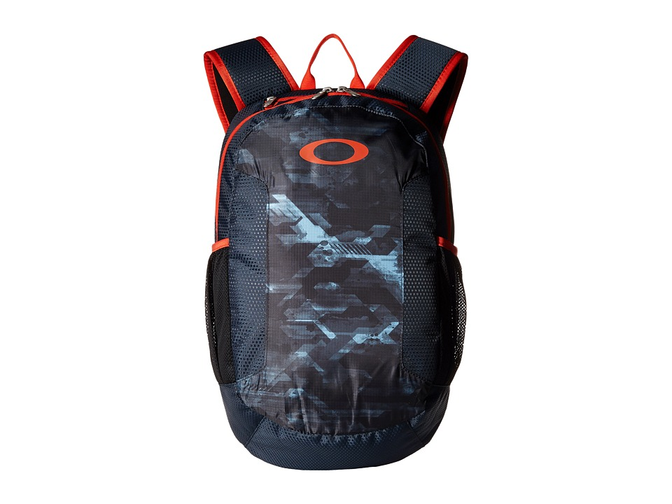 Oakley - Sport Pack 20 (Navy Blue) Backpack Bags