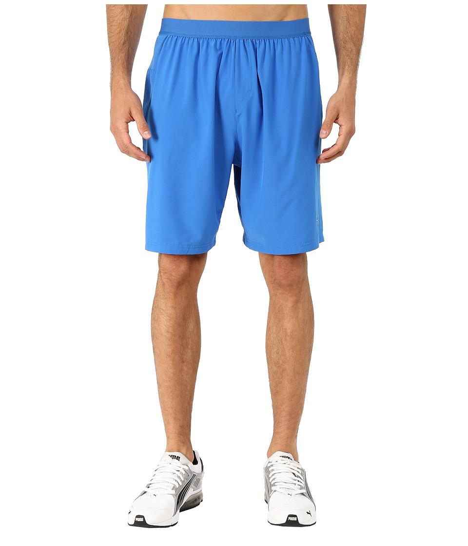PUMA - PR_Core 9 Shorts (Strong Blue) Men's Shorts