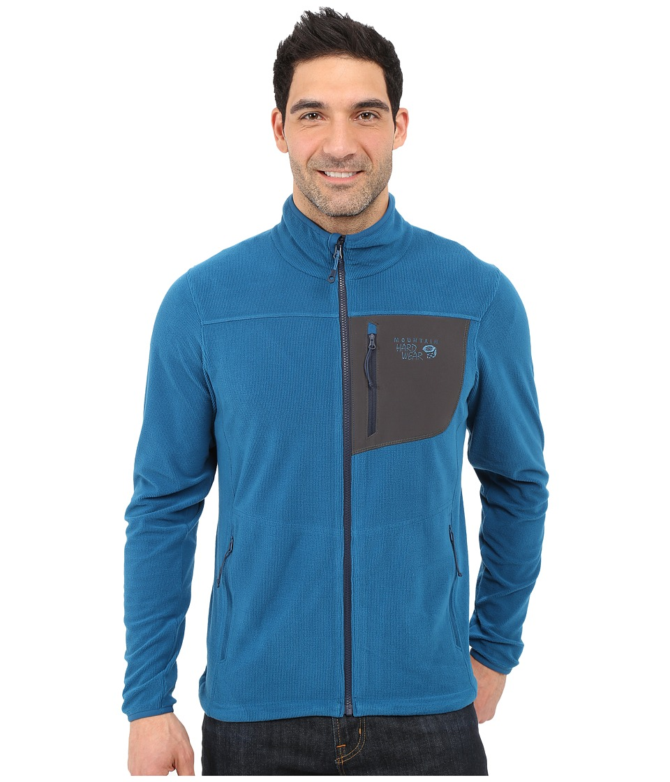 Mountain Hardwear - Streckertm Lite Jacket (Pheonix Blue) Men's Jacket