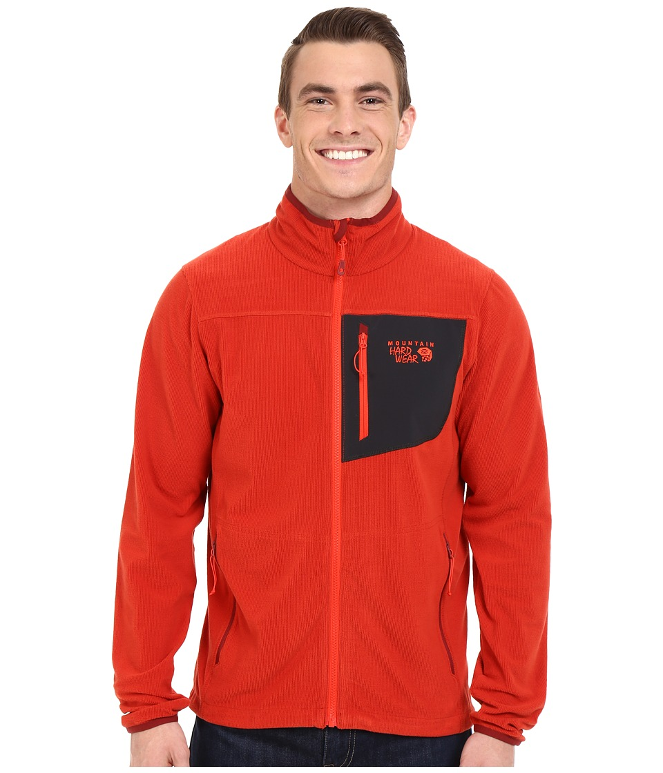 Mountain Hardwear - Strecker Lite Jacket (Dark Fire) Men's Jacket