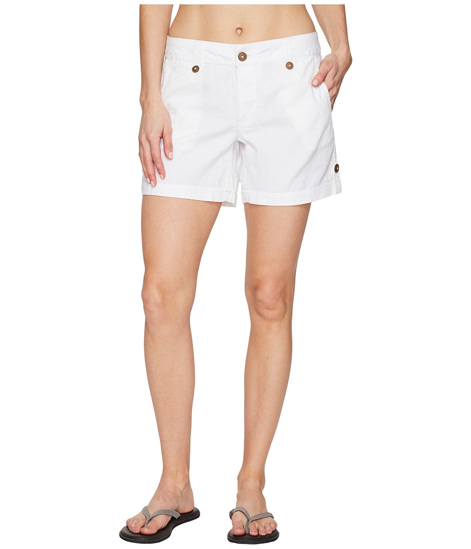 Mountain Khakis - Island Short (Linen) Women's Shorts