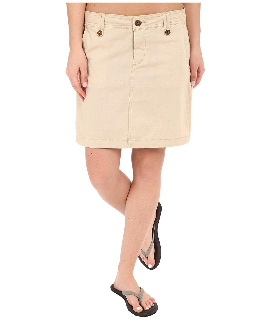 Mountain Khakis - Island Skirt (Yellowstone) Women's Skirt