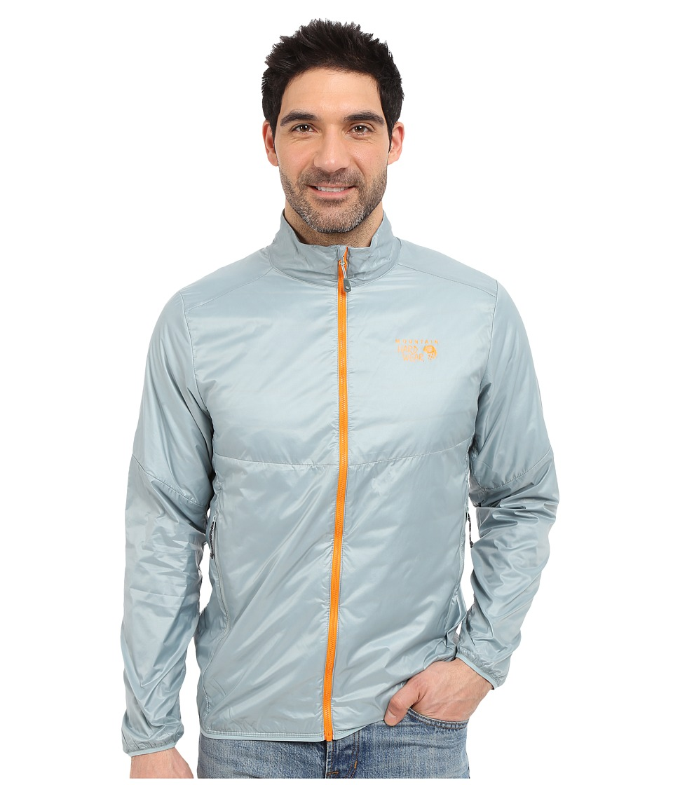 Mountain Hardwear - Micro Thermostatic Hybrid Jacket (Ice Shadow) Men's Jacket