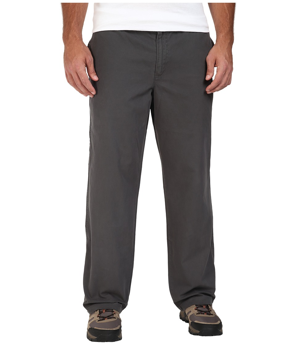 Columbia - Big Tall Ultimate ROC Pants (Grill) Men's Casual Pants