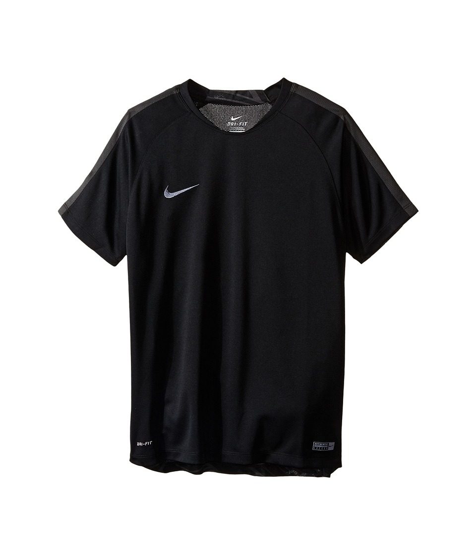 Nike Kids - Graphic (Neymar) Soccer Shirt (Little Kids/Big Kids) (Black/Anthracite/Anthracite) Boy's Clothing