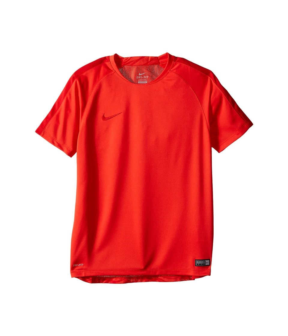 Nike Kids - Graphic (Neymar) Soccer Shirt (Little Kids/Big Kids) (Light Crimson/University Red/University Red) Boy's Clothing