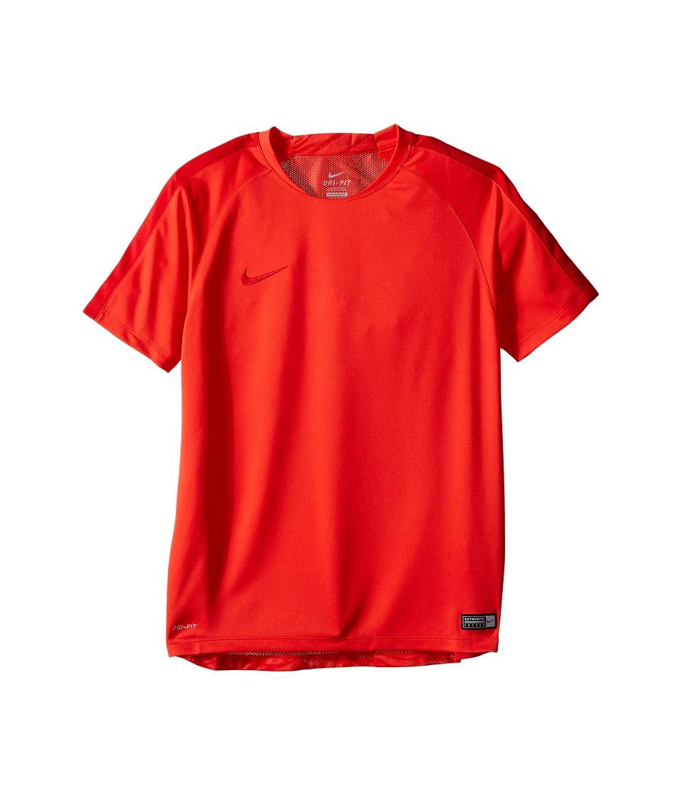 Nike Kids - Graphic (Neymar) Soccer Shirt (Little Kids/Big Kids) (Light Crimson/University Red/University Red) Boy's Clothing
