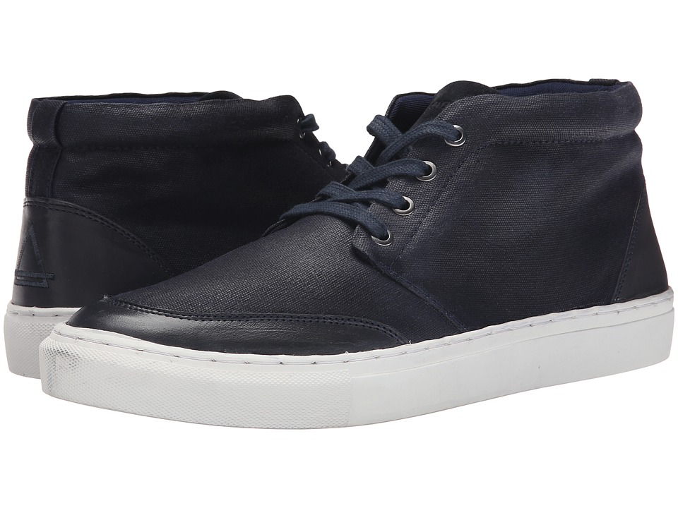 Eleven Paris - Chuky-Wax (Navy Canvas) Men's Shoes