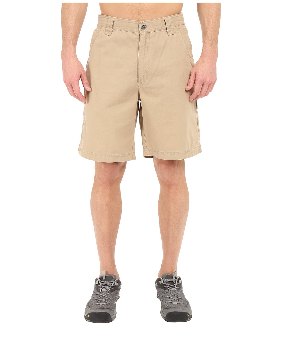 Columbia - Ultimate ROC Short (British Tan) Men's Shorts