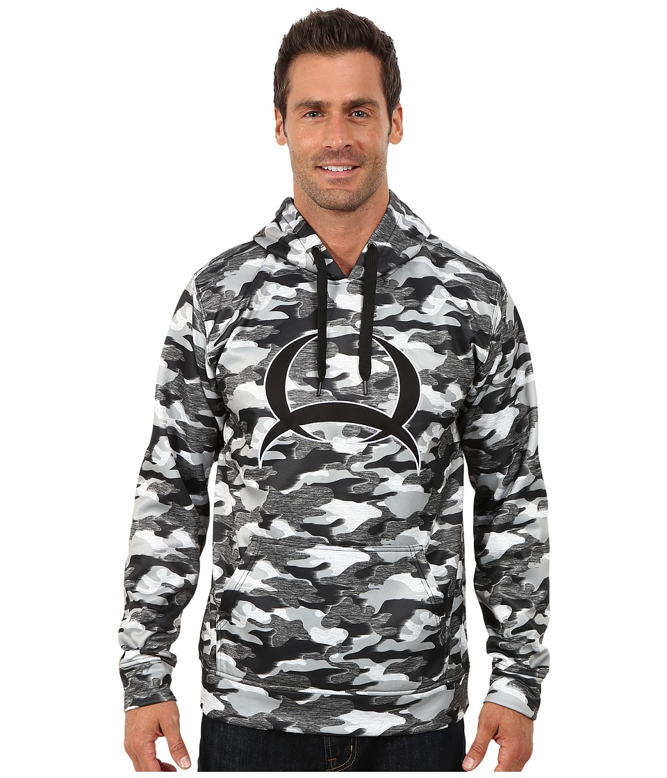 Cinch - Pullover Hoodie (Black) Men's Sweatshirt