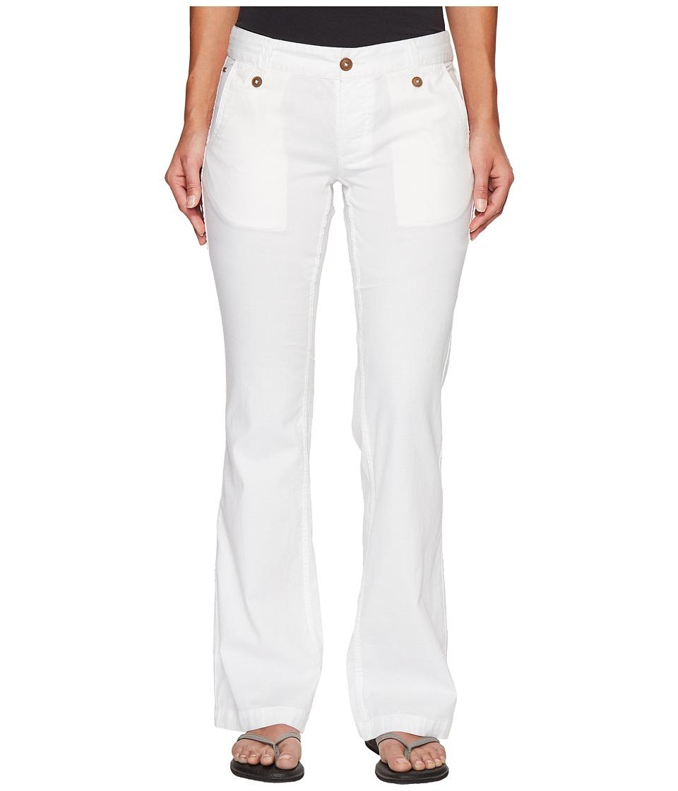 Mountain Khakis - Island Pant (Linen) Women's Casual Pants